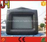 Schermo di film cubico gonfiabile esterno di figura da vendere