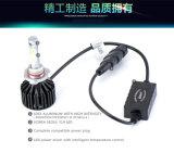 熱い販売のElnor LED車ヘッド電球6500k H1h4 H7 H8 H11 9005自動LEDの球根