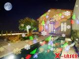12のパターンLED景色の防水庭ランプの投射の照明
