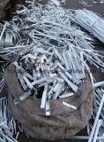 금속 조각 알루미늄 밀어남 작은 조각 6063 200 Mt 유효한 6063 알루미늄