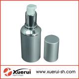 Безвоздушная алюминиевая бутылка для косметической сливк лосьона