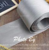 アルカリのスクリーニングおよびフィルタに掛けることのためのステンレス鋼の網
