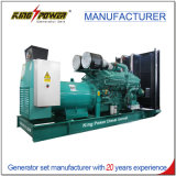Сила молчком тепловозное Genset цены по прейскуранту завода-изготовителя 700kw Чумминс Енгине с Ce