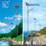 10m Single Arm Galvanized Round /Conical Street Lighting Pólo (BDP-11)