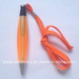 새로운 디자인 플라스틱 밧줄 펜 (R1009)