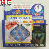 Pillen van het Geslacht van de Verhoging van de Prestaties Secual van Yi Hao van Lang de Mannelijke
