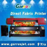 Garros Tx180d dirige a la impresora de la tela con la cabeza de impresión doble Dx7