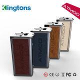Größtes Batterie Kingtons Kasten-MOD des Dampf-18650 mit Temp-Steuerung