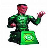 Figura de ação interna brinquedos do campo de jogos do plástico do presente do Natal da boneca ICTI