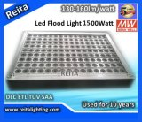 130-160lm/W 1500년 Watt LED Floodlight