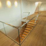 테라스 Frameless 실내 갑판을%s 유리제 방책 디자인