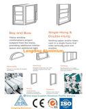 Qualitäts-Aluminiumlegierung-Profil für das Schieben des faltenden Fensters/des Aluminiums
