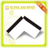 Tarjeta elegante modificada para requisitos particulares del PVC con la tira magnética con precio competitivo