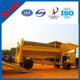 Machine d'extraction de l'or d'écran de trommel d'or de la Chine