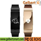 Gelbert Blutdruck-Puls Bluetooth intelligentes Armband