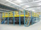 Heavy Loadのための鋼鉄Structure Mezzanine Floor Platform