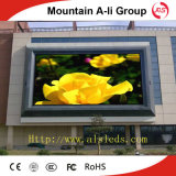Tablero video a todo color al aire libre de la alta calidad P16 LED