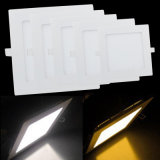 luz del panel de 24W LED, luz del panel caliente de la venta LED, luz del panel cuadrada del LED