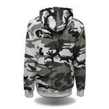 Van de Katoenen van 100% Mensen de Van uitstekende kwaliteit Xxxxl Hoodies van Wholesales Manier van de Camouflage