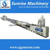 최신 판매 HDPE 관 생산 라인 HDPE 관 밀어남 선 관 기계