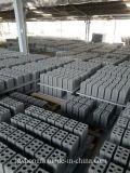 Máquina móvel movente do bloco Qmj4-30 para fazer blocos de cimento