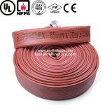 Résistance de vieillissement de 2 pouces de tuyau d'incendie de toile de coton d'unité centrale