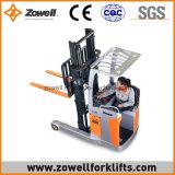 Mini elektrischer Reichweite-LKW mit einer 1.5 Tonnen-Eingabe Capacity5 5. m-anhebende Höhe