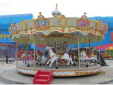 Fabrik Price Amusement Equipment Horse Carousel für Sale