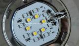 Ambulance instantanée LED du stroboscope 5050 6LED avertissant autour de la lumière