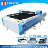Preço da máquina de estaca do laser do acrílico da manufatura 1325 do triunfo