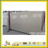 White/Gray Artificial Quartz Stone for Home & Hotel Countertops/Tiles