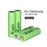18650 Batterie-Samsung Icr18650-30b Li-Ionbatterie der Batterie-3000mAh 3.7V 18650