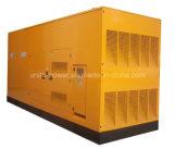 50Hz 113kVA Soundproof Diesel Generator con Cummins Engine