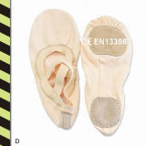 Lona Ballet Dance Shoes para Kids e Adults