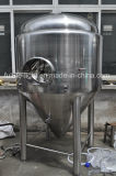 Brillante cónico cerveza Fermenter fermentación tanque