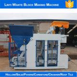 La plus grande machine effectuante creuse mobile de ponte d'oeufs de cendres volantes de la capacité Wt10-15