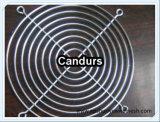 O ventilador de aço do metal do fornecedor de China guarda a grade do dedo do ventilador do motor