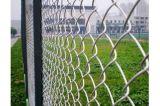 Electro загородка звена цепи ячеистой сети оцинкованной стали