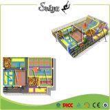 Конкурсный роскошный взрослый центр Trampoline для занятности