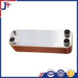Unità brasata dello scambiatore di calore del piatto dell'acciaio inossidabile di alta efficienza/scambio di calore per il ripristino di calore