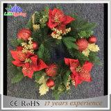 Крытый свет украшения венка рождества кроны СИД цветка мотива