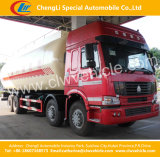 8X4 HOWO 40cbm Bulk Cement Power Tank Truck