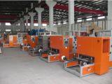 Máquina elétrica automática do rebobinamento do motor do rolo da folha de alumínio