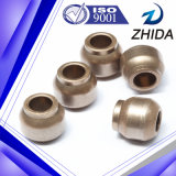 A metalurgia de pó aglomerou a bucha aglomerada Cu663 de bronze do rolamento