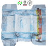 Couche-culotte somnolente jetable bon marché économique de bébé emballage enorme/grand