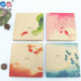 Stock (NP-Y-A0012)에 있는 Eco-Friendly Paper Square Hardcover Notebook