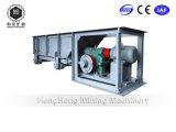 Alimentador de mineração da rampa do equipamento de processamento