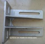 Morire Casting Bracket con CNC Machining