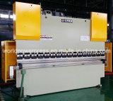 Freio hidráulico automático da imprensa do metal de folha de um melhor preço de 160 toneladas