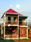 Camera di alta qualità di basso costo/villa mobili prefabbricate/prefabbricate